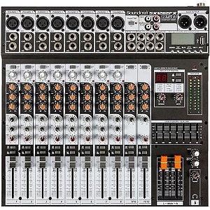 Mesa Soundcrafth SX1202 FX (Mostruário)