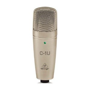 Microfone Behringer C1-U