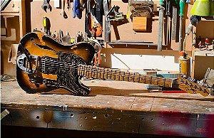 Guitarra Dunamiz Tele Bigsby