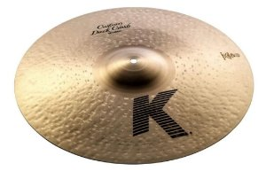 Prato Zildjian K Custom 18' Dark Crash