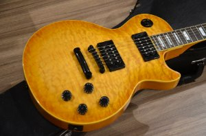 Guitarra Epiphone Les Paul Classic Limited Edition Trans Orange 2000 Korea