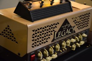 Amplificador Carvin Legacy III Com Footswitch