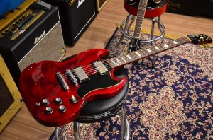 Guitarra Epiphone SG (Upgrade Gibson )