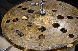 "Prato Zeus Orbit Hi Hat 13"""