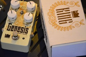 Pedal KING Pedals Genesis Reverb/Shimmer