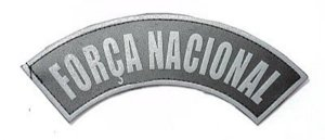 Listel emborrachado FORÇA NACIONAL