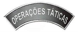Listel emborrachado OPERAÇÕES TÁTICAS