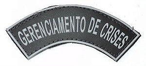 Listel emborrachado GERENCIAMENTO DE CRISES