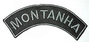 Listel bordado MONTANHA