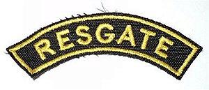 Listel bordado RESGATE