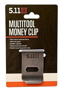 MULTITOOL MONEY CLIP 5.11