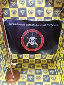 BANDEIRA DE MESA BOPE