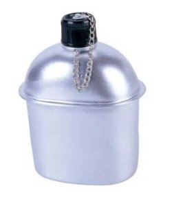 Cantil Alumínio 0,9L NTK