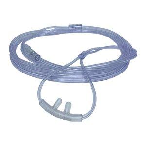 30 Unidades Cateter Nasal De Oxigênio - Adulto / SILICONE