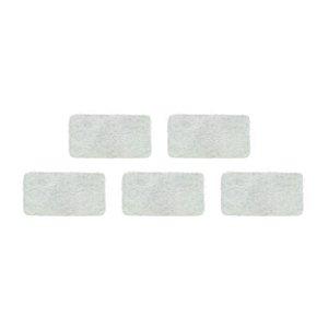 Filtro Ultra Fino Branco M.Series Para CPAP / System One - 5 Unidades