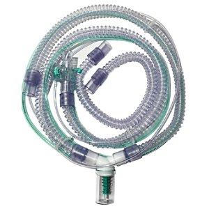 Circuito Respiratório Com Válvula Ativa E Copo De Dreno