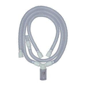 Circuito Respiratório Com Válvula De Exalação Leak Port