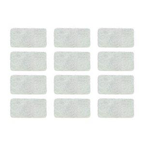 Filtro Ultra Fino Branco M.Series Para CPAP / System One - 12 Unidades