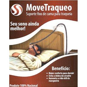 Suporte De Fixação De Traqueia Para CPAP -Fixação De Parede