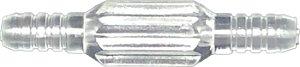 Conector Reto / União Para Extensão De Oxigênio Para Cateter - 1 Unidade