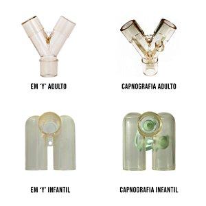 Conector Em 'Y' Para Circuito Respiratório - Unidade