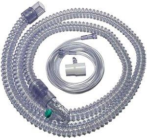Circuito Não Invasivo Com Válvula De Exalação Simples