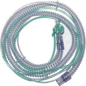 Circuito Respiratório Com Válvula Ativa Sem Copo De Dreno
