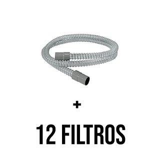 COMBO Traqueia + 12 Filtros