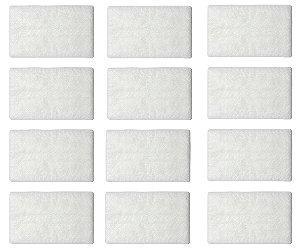 Filtro Ultra Fino Branco Para CPAP S9 - 12 Unidades