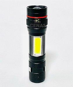Lanterna KAPBOM USB LED T6