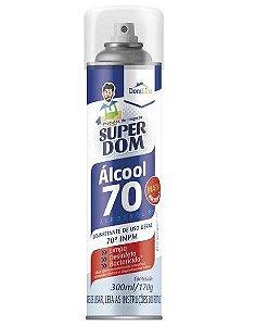 Álcool Aerossol 70% 300ml
