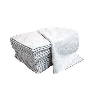 Saco Alvejado Algodão Branco (Pano de Chão) 42x67cm