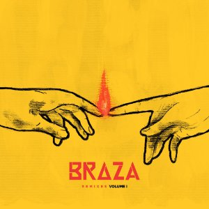 CD - BRAZA - Remix, Vol.1