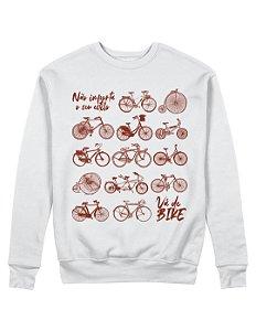 Moletom Vá de Bike