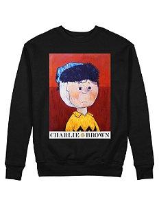 Moletom Charlie Brown