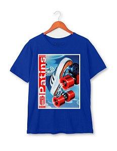 Camiseta Patins