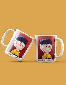 Caneca Charlie Brown
