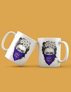 Caneca Frida Kahlo GRL PWR