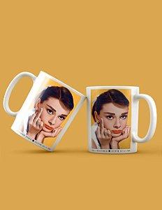 Caneca Audrey Hepburn