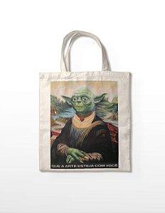 Ecobag Yoda Lisa