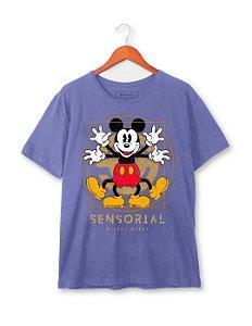 Camiseta Mouse Vitruviano Estonada