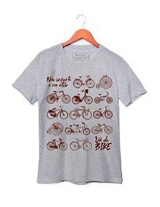 Camiseta Vá de Bike