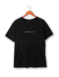 Camiseta Minimalist