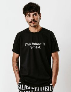 Camiseta The Future is Female