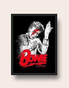 Quadro David Bowie
