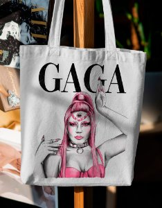 Ecobag Lady Gaga
