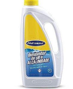 Diminuidor de pH e Alcalinidade 1 L
