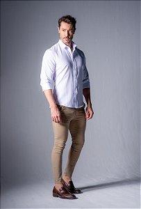 Camisa de Algodão Slim Magnetada