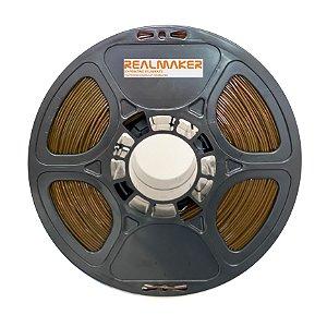 Filamento 010-3 - TPU marrom furta-cor