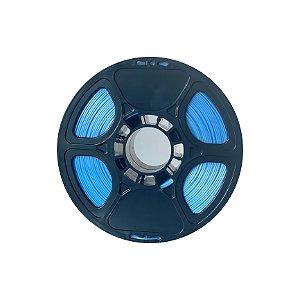Filamento 101-02 - PLA Silk Azul Claro